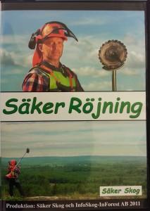 Säker Röjning DVD